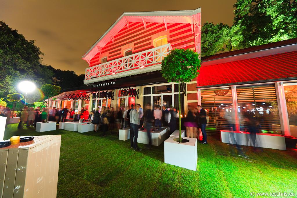 Folies Bourgeoises : Garden Party aux Jeux d'Hiver 29 Juillet 2011