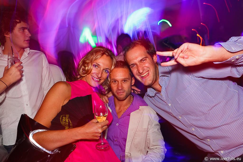 Folies Bourgeoises : Garden Party 2011 : Jeux d'Hiver