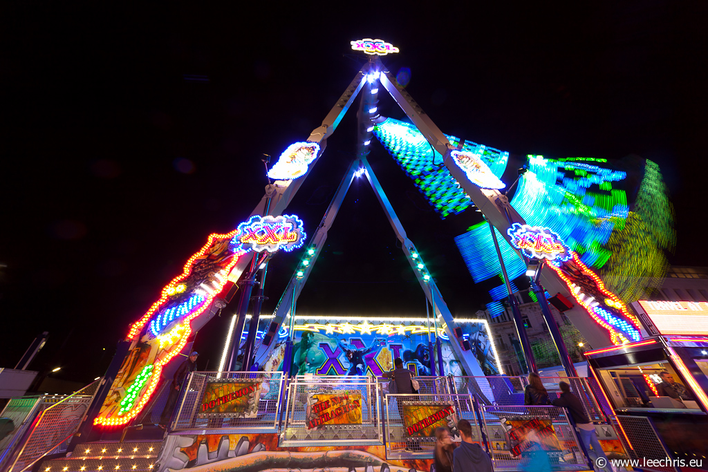 Foire du midi: Attraction XXL